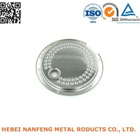 Custom rice cooker aluminum plates stamping parts
