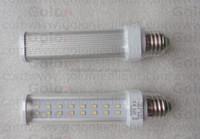 G24d LED light 7W replace 13W CFL 2 U tube G24q g E27 G23 B22 11W 9W 5W g24d led lamp