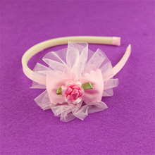 promotional custom latest light up hair accessories