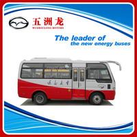 6m 0 emission 15 passenger electric mini bus