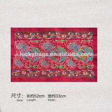 china 2014 belos bordados tecidos étnicos para sacos