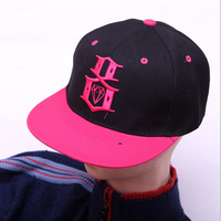 Cheap Curved Bill Embroidery Snapback Caps And Hats Manufacturer