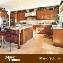 Factory directly european style kitchen cabinet wood
