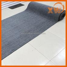 branded export surplus durable Double strip pvc mat