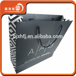 aluminum shipping bags for clothing custom euro tote bags paper luxury bag with ribbon