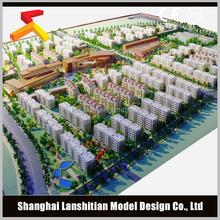 modern design architectural model,house model for residential building