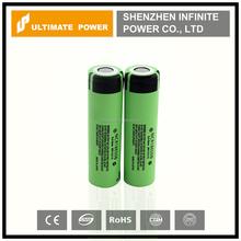 Factory price original NCR 18650B 3400mah unprotected 18650 li-ion battery for panasonic made in Japan