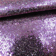 pu glitter leather for sofa