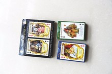 Novelty playing card game