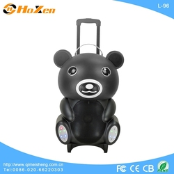 Supply all kinds of speaker cartoon,tv remote with speaker,singing table speaker