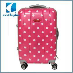girl lovely luggage