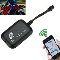Vehicle Motorcycle Bike GPS GSM GPRS SMS Real Time Tracker Monitor Tracking