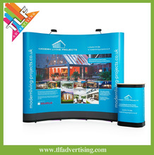 Advertising Printed Pop Up Display For Trade Show