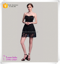 2015 caliente venta de moda para mujer del vestido con fotos