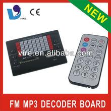 la tarjeta de vídeo para módulo reproductor mp3 módulo