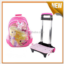 Top sale school best trolley bag