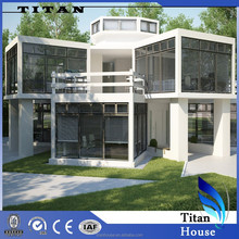 Prefabricated Bungalow For Hotel Office Apartment