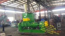 2015 Germany technology automatic banbury rubber mixer machine rubber kneading machine / banbury internal mixing mill