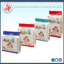 Disposable sleepy cloth baby diaper manufacture with economical price