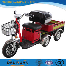 new design electric passenger tricycle three wheel scooter motorcycle rickshaw tricycle