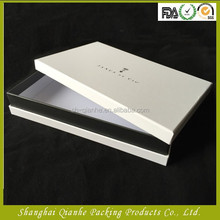 paper computer notebook packaging box with custom logo