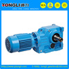 Tk Series Helical bevel Gear box with Explosion Proof Motor