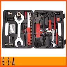 2015 Portable bicycle repair tool kits,Top quality bicycle repair tool set,Multifunction wholesale bicycle repair tool T18B008