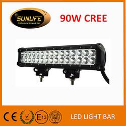 2015 Hot product 90W High power Led light bar,car led lighting