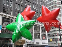 good price colorful star shape helium balloons for decoration N1024