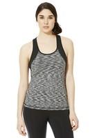 Wholesale Cheap Active Space Dye Vest 95% cotton 5% spandex tank top