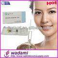 El ácido hialurónico médica jeringa/inyección de ácido hialurónico