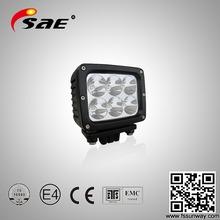 60w led work lamp IP68 for trucks cars