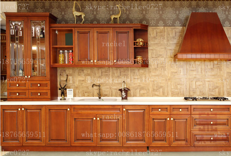 competitive kitchen cabinet with american modern style