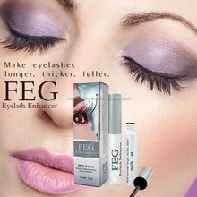 2015 latest discounted small MOQ FEG eyelash enhancer herbal formula