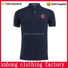 summer style men lasted model running cool comfortable polo shirt