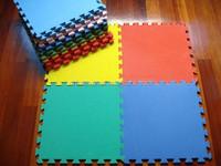 Cheap Interlocking EVA Foam Mat/ Puzzle Mat/ Jigsaw Mat