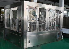 High quality mineral water washing filling capping machine