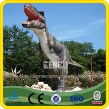 Jurassic Theme Park Artificial Life-size Animatronic Dinosaur King