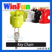 Magnetic Key Holder Creative Tap Shape Wall Mount Key Hanger