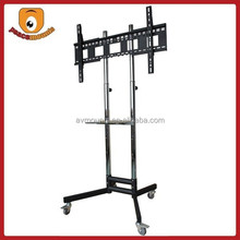 Home Decorators Collection of Movable fixing free standing iron frame tv wall mount with dvd bracket