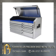 manufacturing customized portable aluminum tool box , tool cabinet made in china