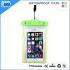 New cheaping Noctilucent PVC waterproof mobile phone bag for iphone 6