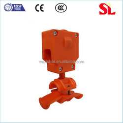 WIRE ROPE PLASTIC CABLE TROLLEY