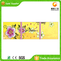 Factory supply wholesale price decoration diamond painting on canvas diy art painting wall clock