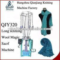 Long Knitting Wool Magic Scarf Machine