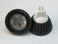 electricity saving High Power Led Dimmable Lamp Mr16 3w