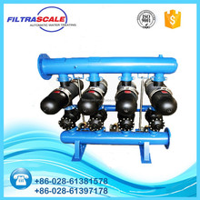 New Water filter system Automatic disc water filter for irrigation system water treatment FC3AK4 hot sale