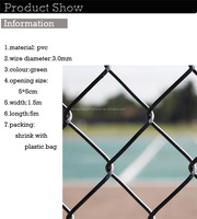 Alibaba china supplier!!Basketball court fence used-chain-link-fence-for-sale