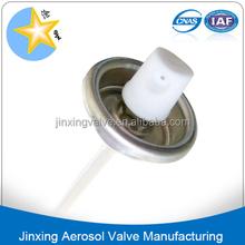 Air freshener /Deodorant aerosol valve