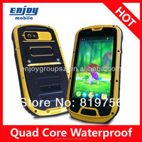 Android 4.3inch touch screen mobile phone dual camera rugged gps wifi bluetooth wcdma 3g smart phone accessory